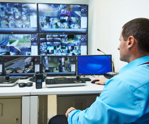 Зачем видеонаблюдение в офисе